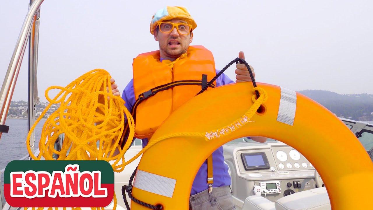 Blippi Español Explora Botes y Barcos | Nuevo Video! Videos Educativos para Niños