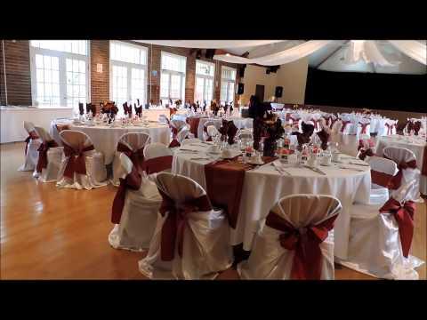 RECEPTION DECOR WEDDING IDEAS (ken & jackie's wedding)