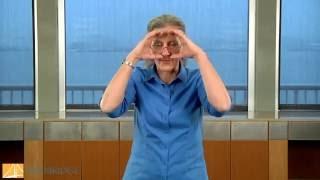 Dementia Video: Changes in Vision - Teepa Snow | MedBridge