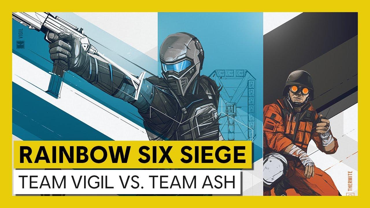 Rainbow Six Siege Ela Ass