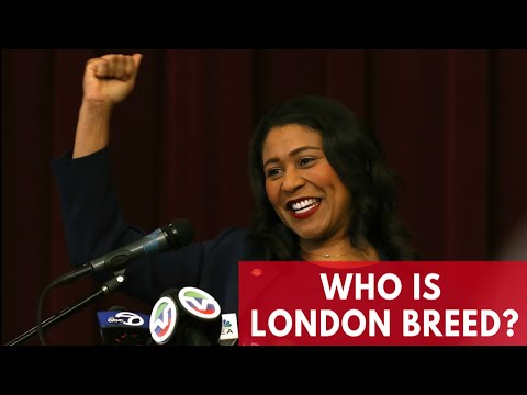London Breed Makes History As San Francisco's First Black Woman Mayor
