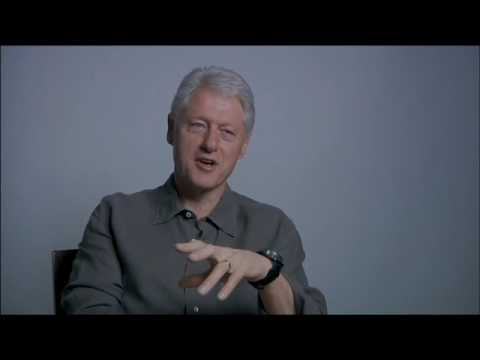 President Clinton Explains the Inspiration Behind CGI