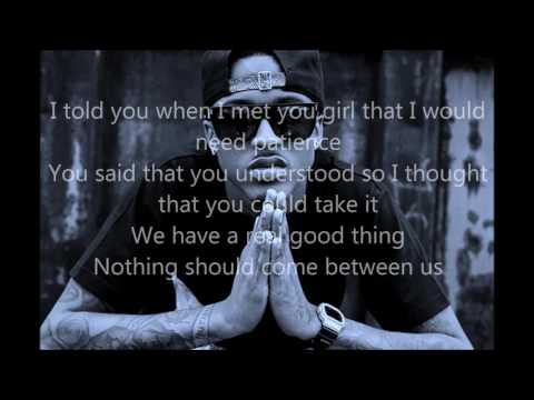 August Alsina - Wait (Lyrics)