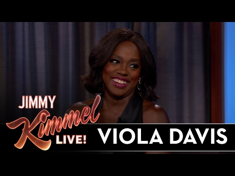 Viola Davis on How to Get Away with Murder
