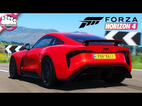 FORZA HORIZON 4 #154 - Die nächste Stufe für Puristen - Let's Play Forza Horizon 4 thumbnail