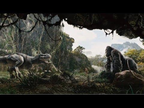 Кинг Конг против Динозавра