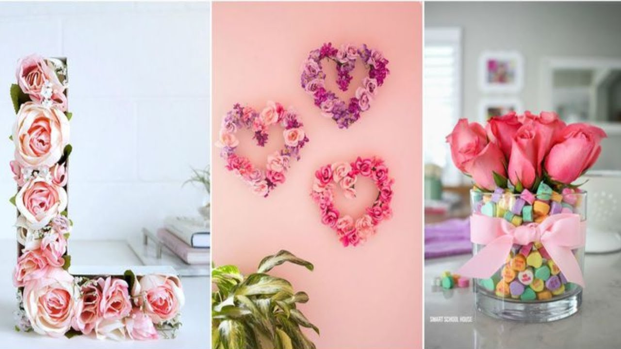 Top 100 home room decor ideas pinterest home - Valentine day room decoration ...