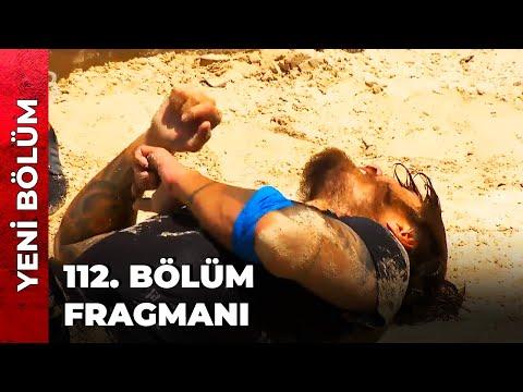 SURVİVOR 112. BÖLÜM FRAGMANI | BARIŞ SAKATLANDI!