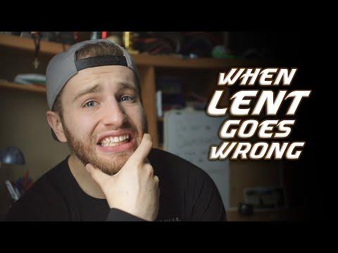 What Happens When You Break Your Lenten Fast..?
