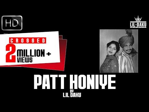 Patt Honiye Pawade Nve Payegi | Reshmi Rumaal (Full Song) - Lil Daku | Chamkila | New Punjabi Song