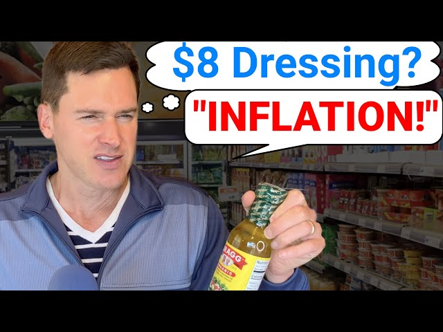 RECORD HIGH INFLATION!... Again