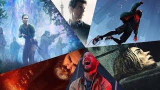 10 Лучших фильмов 2018 года / Итоги года/ Да здравствует Человек-Паук!