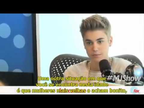 Legendado: Beyoncé Is Justin Bieber's Dream (Matt & Jo interview)