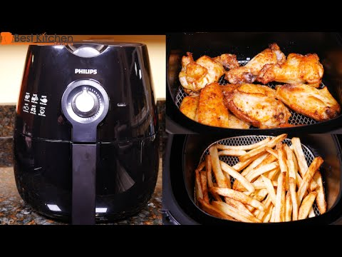 Philips Airfryer Review Youtube