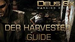Deus Ex Guide: Der Harvester Mission / Erfolg (SM 10)