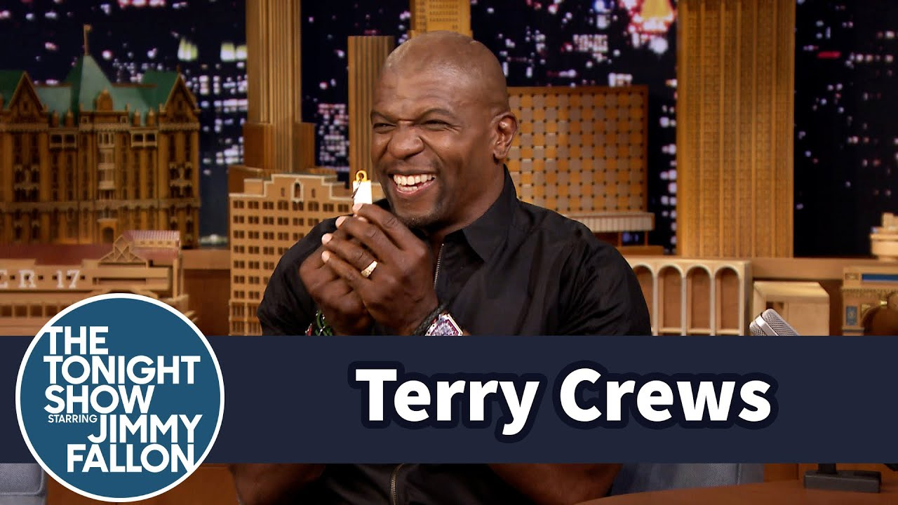 Terry Crews Forces His Family To Re Watch His Lip Sync Battle Youtube