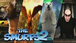 The Smurfs 2 // All Bosses
