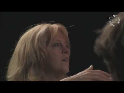 Maria Schneider guest-conducting Colours Jazz Orchestra - LAST SEASON