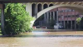 Houston Buffalo Bayou Dragon Boat Finals 4May13