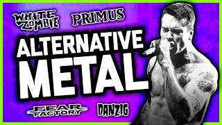 WHAT KILLED 90s ALT-METAL? - Danzig, Primus, White Zombie, Rollins Band
