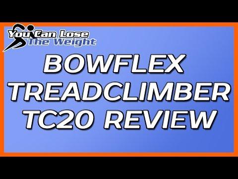 Bowflex Treadclimber Reviews - Our Bowflex Treadclimber TC20 Review