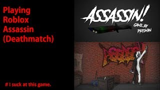 Chupo a Assassin (deathmatch) roblox
