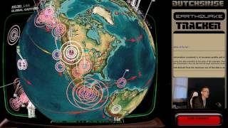 6/15/2017 -- Yellowstone struck by new M4.5 earthquake + swarm -- Have a plan , be prepared