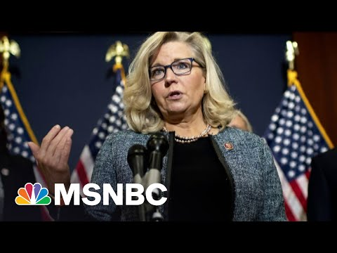 Liz Cheney Is Playing A 'Very Smart Long Game,' Says GOP Strategist   Morning Joe   MSNBC