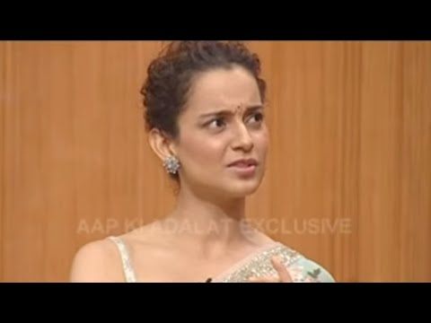 Karan Johar is movie mafia: Kangana Ranaut stands her ground on Aap Ki Adalat