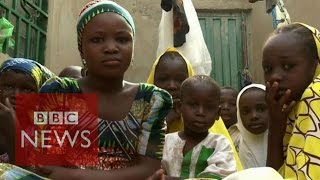 Nigeria elections: Displaced face challenges to cast vote - BBC News