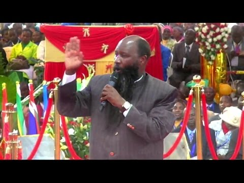 Nakuru Pastors' Conference - Day 2 Part 2 (31.12.2016) - Prophet Dr. David Owuor