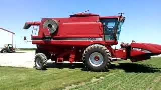 case ih cih 2366 combine for sale on big iron auctions
