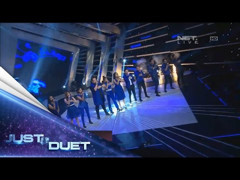 All 12 contestants are back! They're singing Sahabat Sejati by Sheila On 7 - Grand Final -Just Duet