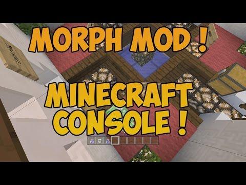 MORPH MOD ! (Prendre l'apparence des mobs) - Minecraft Xbox/PS3 |FR]