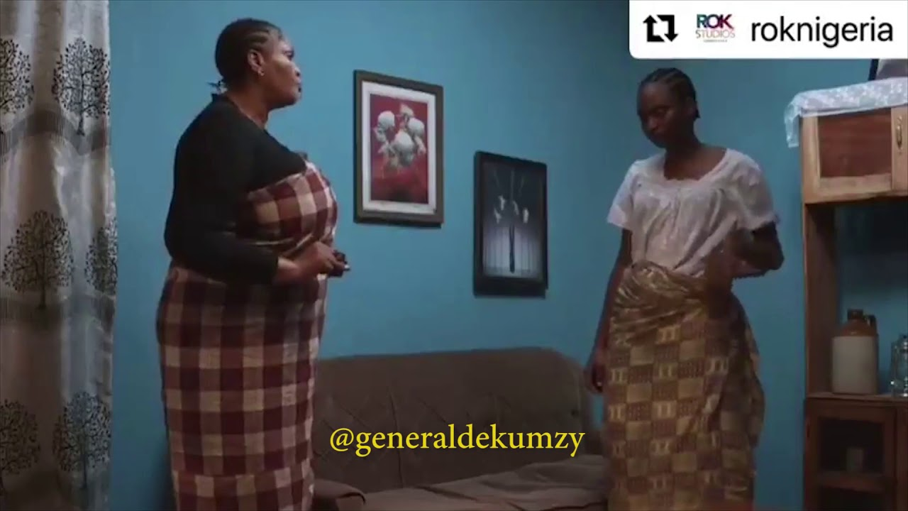 Download Official soundtrack for Gifted TV series Nigerian movie.  My struggle by Dekumzy.