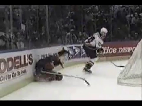 NHL hockey great plays, big hits and nice goals!