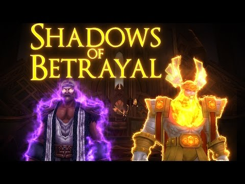 Legends of the Titan Keepers: Shadows of Betrayal