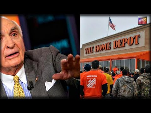 BREAKING: Home Depot Founder Risks Entire Company With Shock Announcement – Trump's DOING IT Anyway!