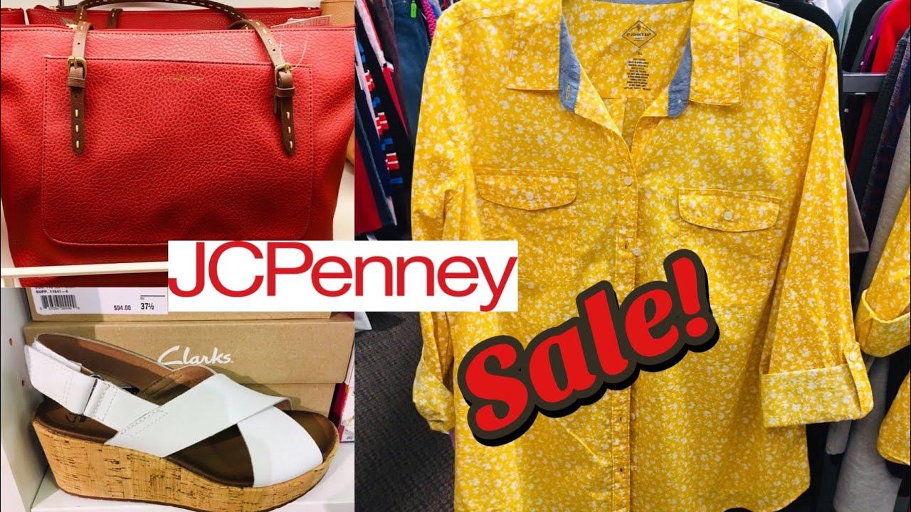 Jcpenney Sale Handbags Shoes Clothes Shop With Me Great Deals