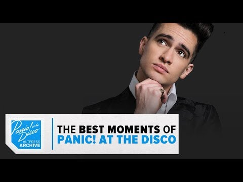 Panic! At The Disco's BEST AP Moments