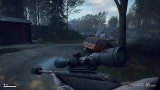 Generation Zero Get Back to Yttervik Fast Travel Point for Emergency Flare