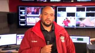 KNWA/Fox 24 staff says Goodbye to Brad Reed