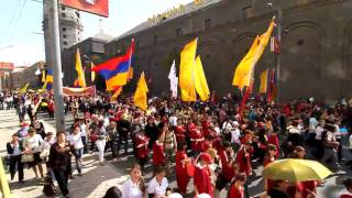 Erebuni-Yerevan festivities for the 2791 anniversary in 2009