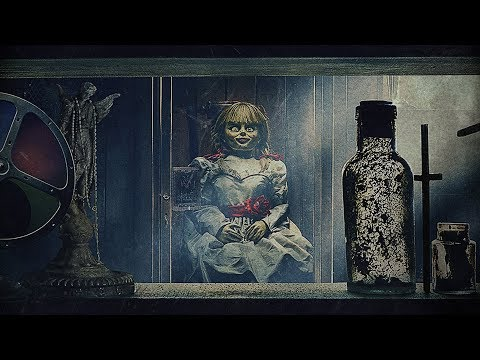 Annabelle 3 - magyar szinkronos előzetes #1 / Misztikus horror-thriller