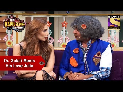 Dr. Gulati Meets His Love Julia - The Kapil Sharma Show