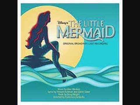 The Little Mermaid Demo - 12. Beyond My Wildest Dreams