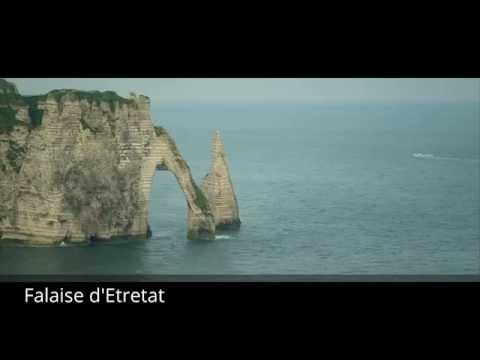 Places to see in ( Etretat - France ) Falaise d'Etretat