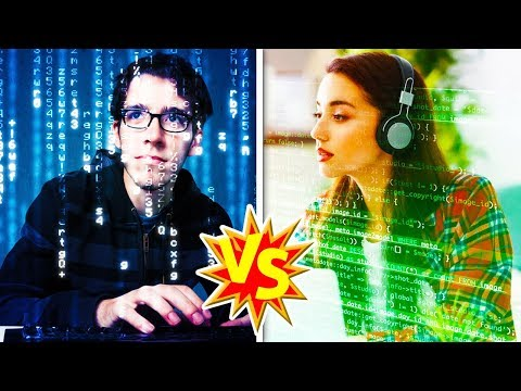 Coding Battle Of The Sexes: Who Is Better?