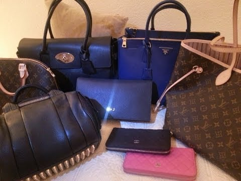 Designer Handbag Collection