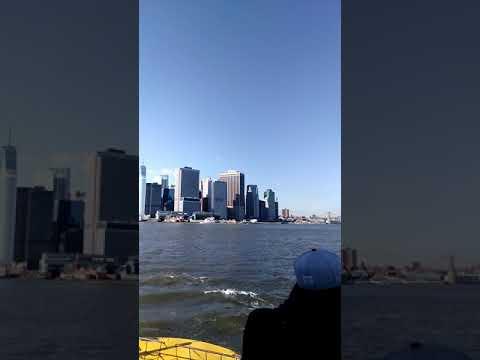 ▶NetPro+New York City ferry
